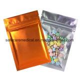 Sacchetti a chiusura lampo del Mylar per marijuana/sacchetti risigillabili della stagnola