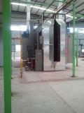 Línea 2017 de capa al por mayor del polvo de la fábrica para los muebles