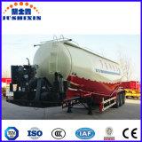 60t de Semi Aanhangwagen van de Tank van het Cement van Bulker van het Poeder van de Compressor van de Motor 3axles