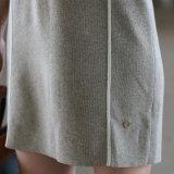여자의 긴 작풍 캐시미어 천 스웨터, Knitwear 숙녀의