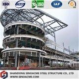 Construction en acier à plusiers étages de Commerical pour le centre commercial