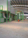家具のための2017年の工場卸し売り粉のコーティングライン