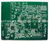 Fr4二重PCB緑マスク2つの層PCB