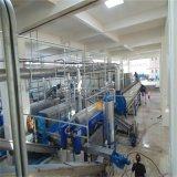 Elevado - farinha de peixe da proteína e linha da planta do óleo de peixes