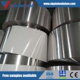Papier d'aluminium d'aluminium de micron/pour le laminage de papier estampé