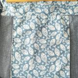 Tissu de textile estampé par 110*76 de Fabtic T/C45*45 de textile d'approvisionnement pour la poche de chemise