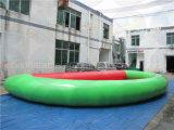 Handelsgüte-aufblasbarer Wassermelone-Swimmingpool