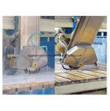 Il ponticello normale di CNC di taglio del granito della pietra della macchina di marmo della lastra ha veduto