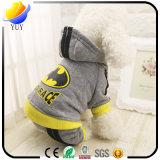Mantello dell'ordinanza dei vestiti dell'animale domestico e maglione dell'ordinanza
