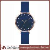 Montre-bracelet neuve de quartz de montre du type 2017