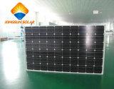 El panel solar monocristalino de alto rendimiento 250W para el hogar