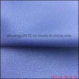 Кожа верхнего качества Microfiber 100% для Shoes& Sofa&Bag&Belt 1.2mm мягкое Handfeeling