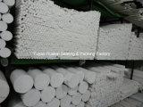 Weerstand van de Corrosie PTFE/Teflon van 100% de Zuivere Chemische die om Staaf wordt uitgedreven