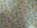 Oxford 420d 600d Ripstop Weinig Stof van de Polyester van de Druk van de Vlinder