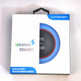 Qi Wireless Charger per Samsung S6/S6 Edge/Nexus/iPhone/HTC Smartphone