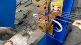 압축 공기를 넣은 메시 용접 기계 또는 메시 반점 용접공