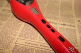 Elektrischer LED automatischer magischer drehender Haar-Lockenwickler des neuen Entwurfs-