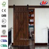 Амбара размера конструкции OEM дверь различного деревянная