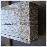 De grijze Witte Bovenkant van de Ijdelheid van het Graniet voor Badkamers