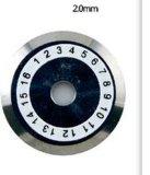 Fendoir libre Blad, fendoir de fibre de la fibre HS-30, égal au fendoir optique de fibre de Fujikura CT-30