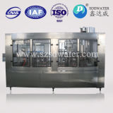フルオートマチックの炭酸水充填機