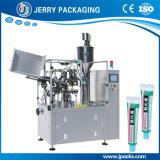 Автоматические завалка пробки металла & машина запечатывания для затира мази
