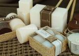 Vela natural de la cera de la soja del aroma determinado del regalo