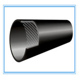 HDPE Composite Pipe con Stainless Steel Reinforced