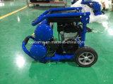 Компрессор воздуха Tat-2518 Oil- свободно молчком 1.5HP Manumotive (бак 1.5HP 18L твиновский)