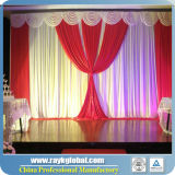 De Pijp van de achtergrond en drapeert Uitrustingen voor Pijp van de Achtergrond van het Huwelijk de In het groot en drapeert