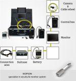 Câmara de vídeo flexível para a limpeza Wps710dk-C2327 do duto de ar da piscina