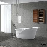 Vasca da bagno indipendente di pietra artificiale di superficie solida di Kingkonree Corian