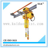 Safety certo Elk 1ton Electric Hoist con Trolley