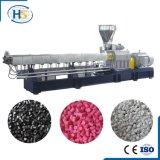 Plastikpolyäthylen-Tabletten-horizontale Wasser-Ring-Strangpresßling-Maschine