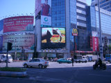 High Luminosité Outdoor P6 Full Color LED Board pour la publicité