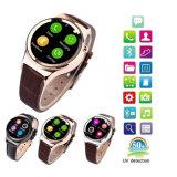 人間の特徴をもつIosのためのGelbertの電話GSMのスマートな腕時計