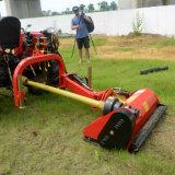 境界の殻竿の芝刈り機(EFDL125)の後ろのAgricの農場トラクターの牽引