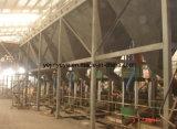 De Machine van de Pers van het briketteren voor het Schroot van het Roestvrij staal