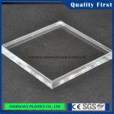 Panneau acrylique coloré de feuille/plexiglass/perspex
