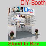 3*3*2.5m подгонянная будочка выставки Portable&Versatile подобная для торговой выставки