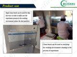 Double banc propre vertical/banc propre laminaire