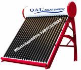 Colorare il riscaldatore di acqua solare del piatto per la casa