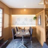 Uptop mesa de comedor moderno restaurante y silla (SP-CS336)
