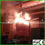 Печь стальной индукции утиля плавя