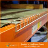 Хранение пакгауза гальванизирует палубу ячеистой сети для вешалки паллета