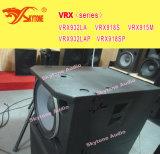 Riga professionale casella sana autoalimentata/attiva di schiera di Skytone Vrx918sp del DJ dell'altoparlante