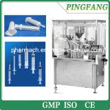 Relleno de la jeringuilla de Gsl y máquina prellenados 30-1n del lacre