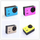H. 264 maakt Camera 30m van de Actie 170 de Graad Brede Camera van de Sporten van de Hoek Sj4000 waterdicht