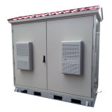 Telecommunication IndustryのCabinet Usedの新式
