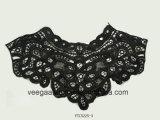 Encolure de lacet de collier de lacet de coton d'Accessrory d'habillement de dames